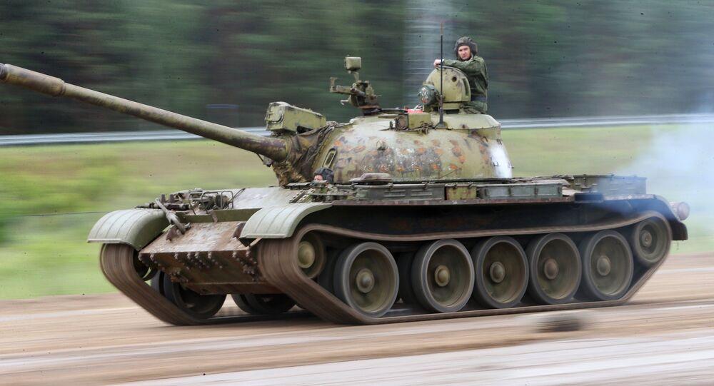 Xe tăng T-55