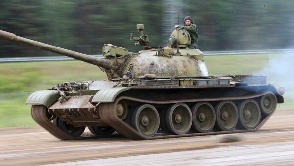 Xe tăng T-55 - Sputnik Việt Nam