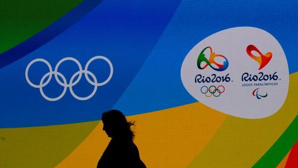 Logo của Thế vận hội Olympic tại Rio de Janeiro - Sputnik Việt Nam