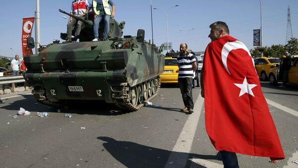 Thổ Nhĩ Kỳ sau nỗ lực đảo chính quân sự - Sputnik Việt Nam