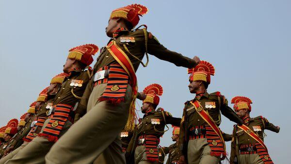 quân đội Ấn Độ  - Sputnik Việt Nam