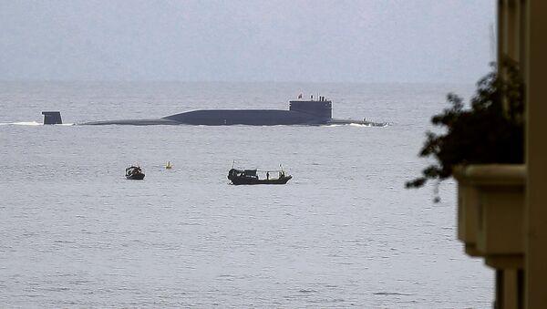 Tàu ngầm hạt nhân Trung Quốc - Sputnik Việt Nam