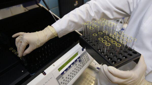 Phóng thí nghiệm doping - Sputnik Việt Nam