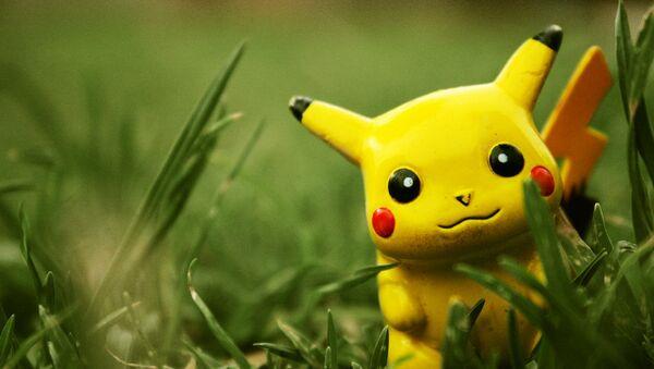 Pikachu - Sputnik Việt Nam