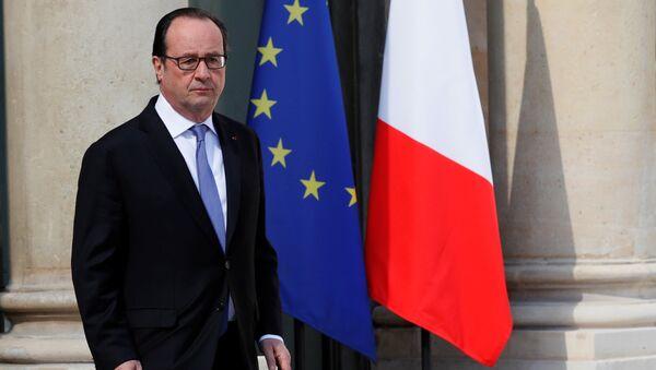 Francois Hollande - Sputnik Việt Nam