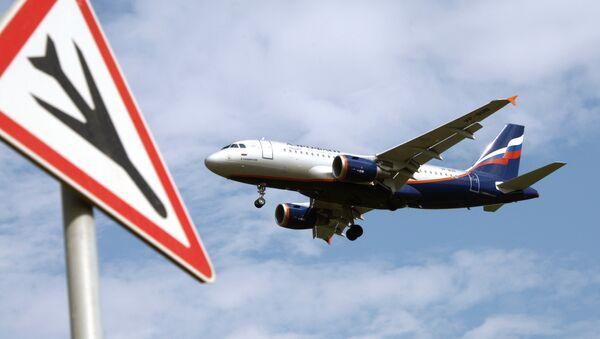 Aeroflot Airbus A319 - Sputnik Việt Nam