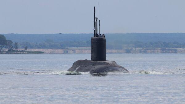 Tàu ngầm Vyborg - Sputnik Việt Nam