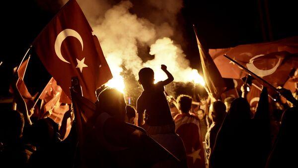 Thổ Nhĩ Kỳ đang trong cuộc đảo chính mới - Sputnik Việt Nam