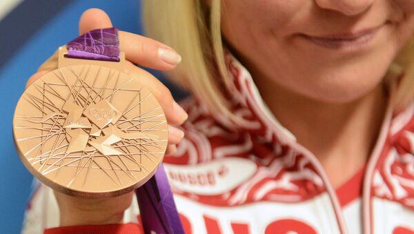 Huy chương TVH Olympic ở London - Sputnik Việt Nam