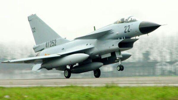 Chiến đấu cơ J-10 của Trung Quốc - Sputnik Việt Nam