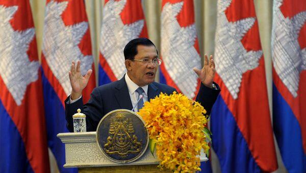 Hun Sen - Sputnik Việt Nam