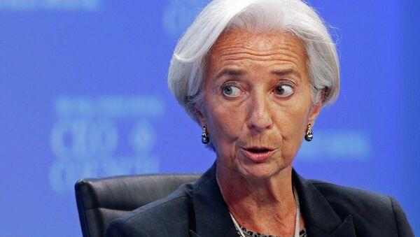 Christine Lagarde - Sputnik Việt Nam