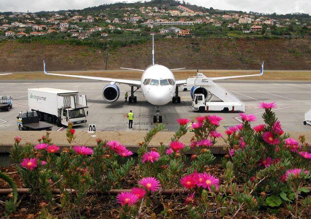 Sân bay Madeira