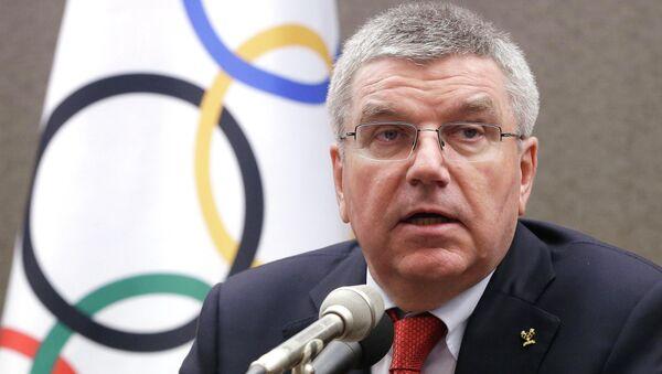 Chủ tịch IOC Thomas Bach - Sputnik Việt Nam