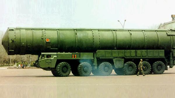 DF-41 ICBM - Sputnik Việt Nam