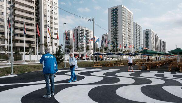 Làng Olympic tại Rio - Sputnik Việt Nam