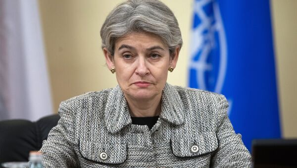 Irina Bokova - Sputnik Việt Nam