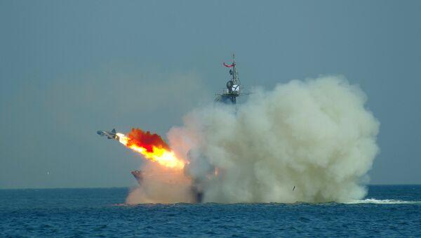 Tàu tên lửa Tia chớp - Sputnik Việt Nam