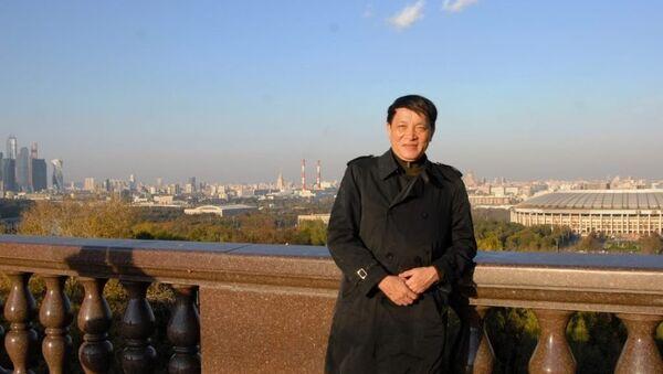 Nhà báo Nguyễn Đăng Phát - Sputnik Việt Nam