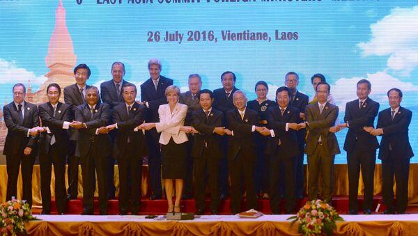 Hội nghị ASEAN ở Vientiane - Sputnik Việt Nam
