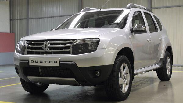 Renault Duster - Sputnik Việt Nam