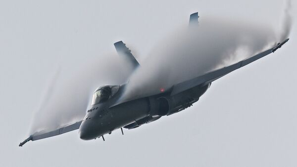 F/A-18 Hornet - Sputnik Việt Nam