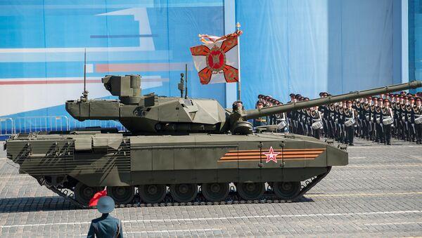 Xe tăng T-14 «Armata» - Sputnik Việt Nam