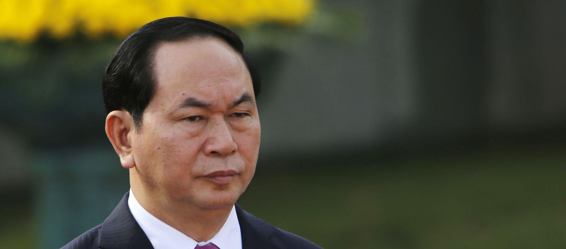 Ông Trần Đại Quang - Sputnik Việt Nam, 1920, 21.09.2018