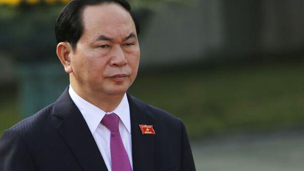 Ông Trần Đại Quang - Sputnik Việt Nam
