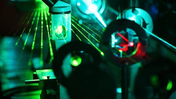 laser - Sputnik Việt Nam