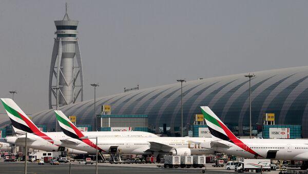 sân bay Dubai - Sputnik Việt Nam