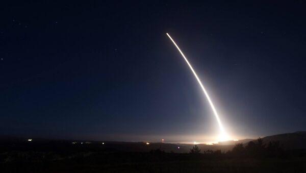 Tên lửa đạn đạo liên lục địa Minuteman III - Sputnik Việt Nam