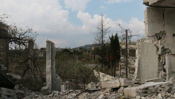 Syria, tỉnh Latakia - Sputnik Việt Nam