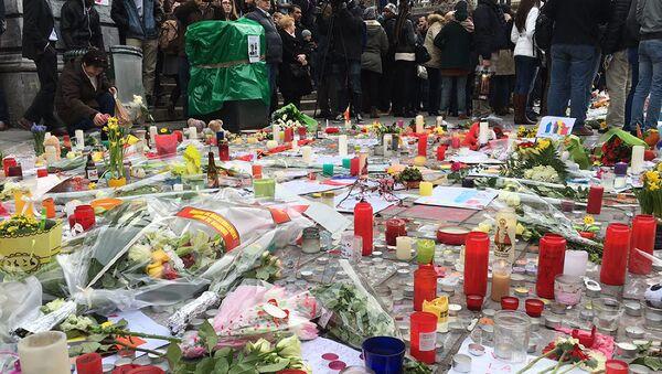 Сuộc tấn công tại Brussels - Sputnik Việt Nam
