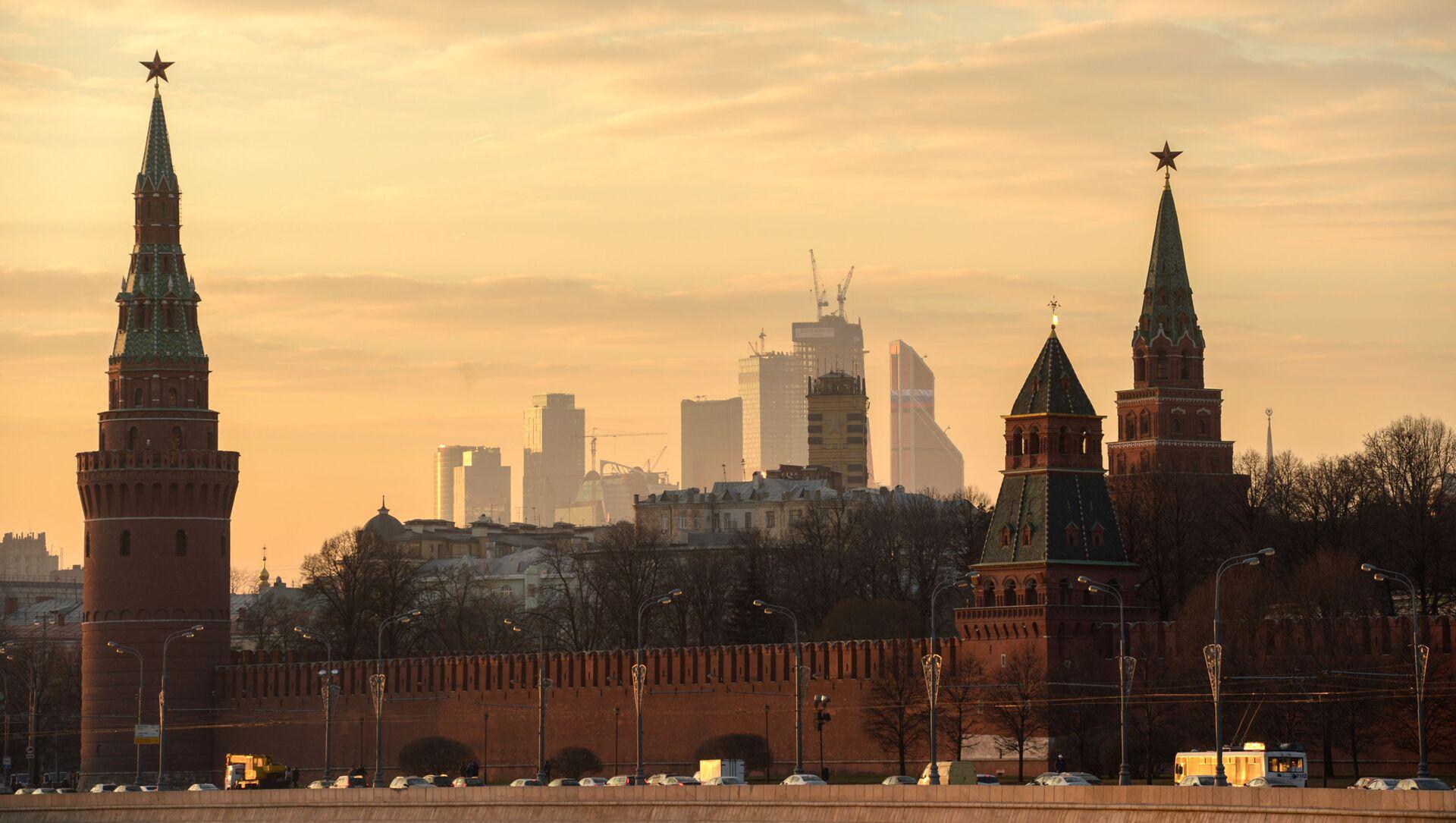 Quanh cảnh điện Kremlin ở Moskva - Sputnik Việt Nam, 1920, 25.03.2021
