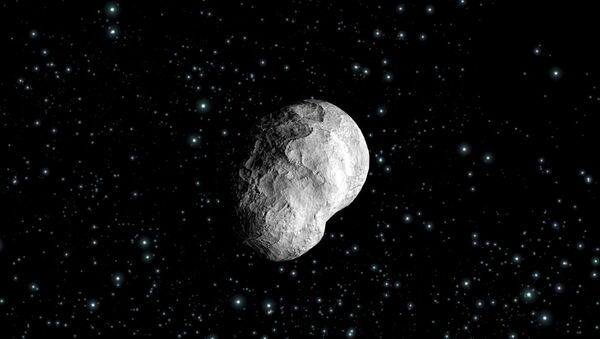 Tiểu hành tinh - Sputnik Việt Nam