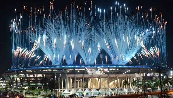 Khai mạc Thế vận hội Olympic 2016 - Sputnik Việt Nam