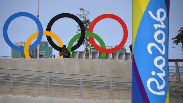Công viên Olympic tại Rio - Sputnik Việt Nam