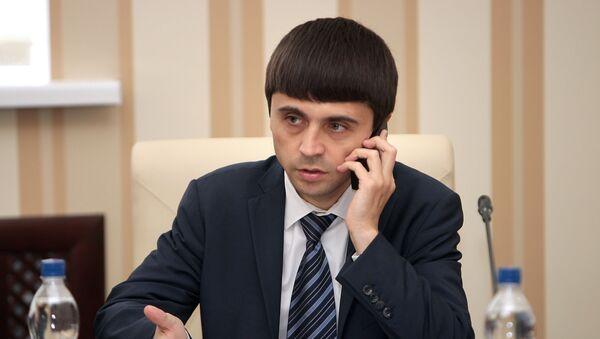 Phó Thủ tướng của chính phủ Crưm Ruslan Balbec - Sputnik Việt Nam
