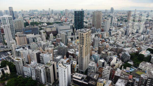 Вид на город Токио - Sputnik Việt Nam