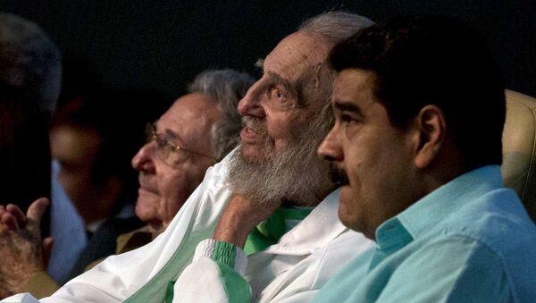 Fidel Castro - Sputnik Việt Nam