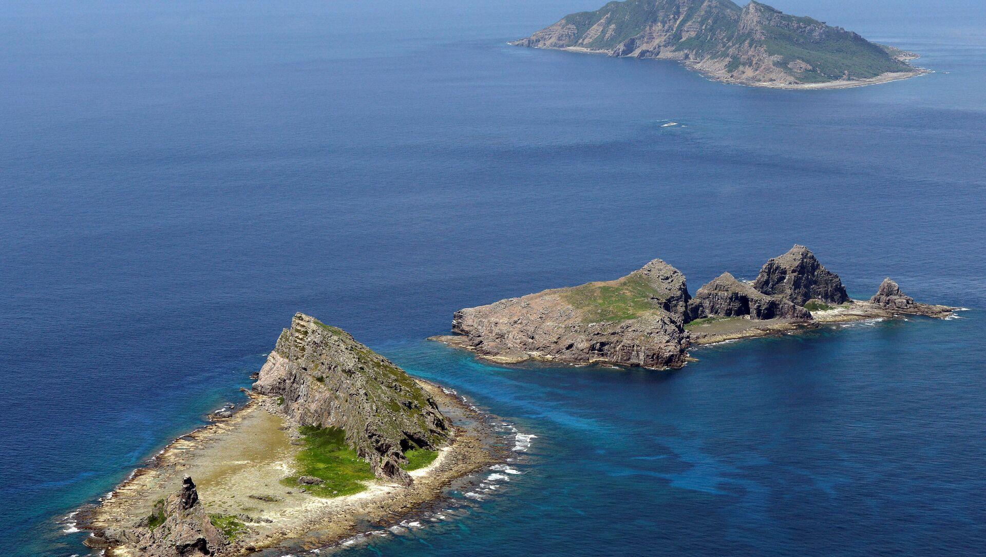 quần đảo Senkaku  - Sputnik Việt Nam, 1920, 05.04.2021
