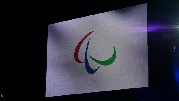 Paralympic flag. (File) - Sputnik Việt Nam