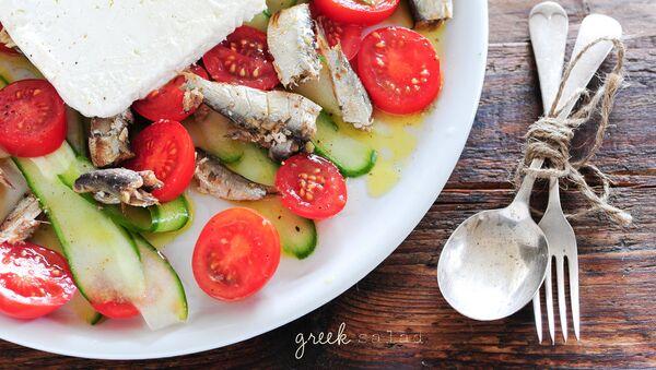 Món salad Hy Lạp - Sputnik Việt Nam