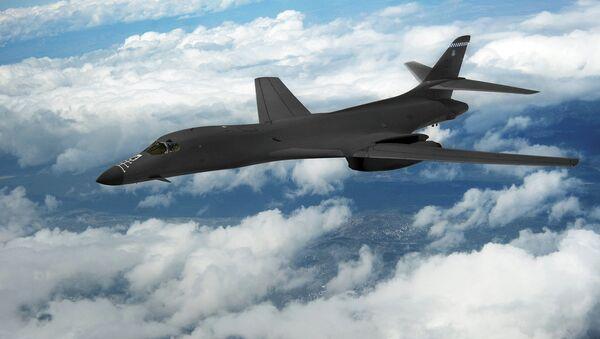 máy bay ném bom B-1B - Sputnik Việt Nam