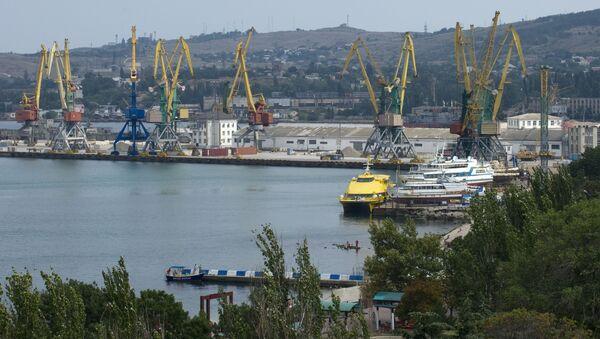 Cảng Crưm - Sputnik Việt Nam