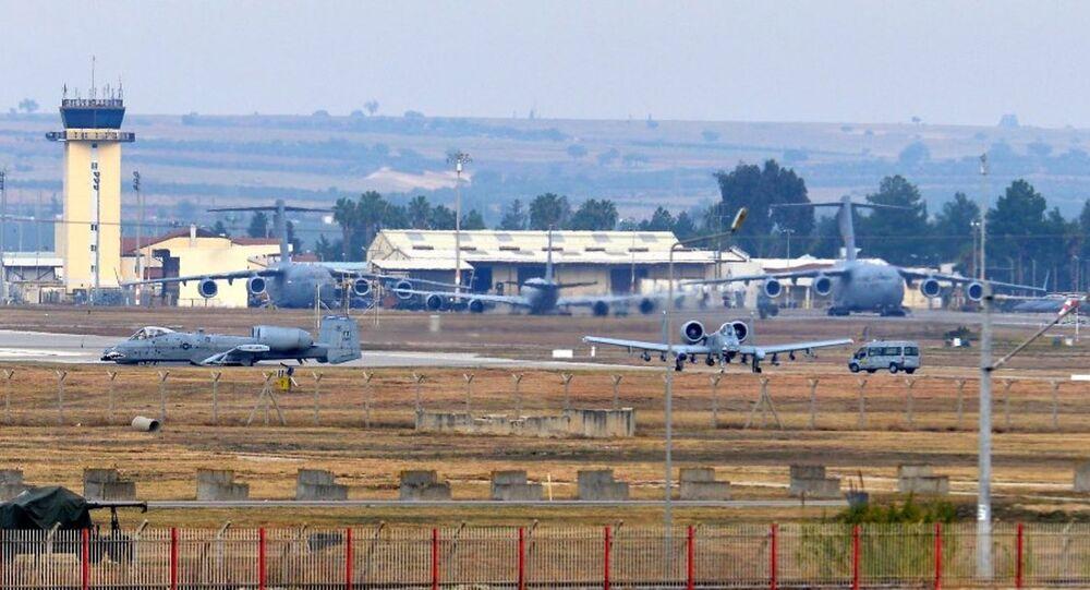 Căn cứ không quân Incirlik của Thổ Nhĩ Kỳ
