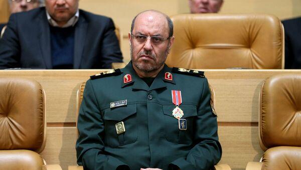 Bộ trưởng Quốc phòng Iran Hossein Dehgans - Sputnik Việt Nam