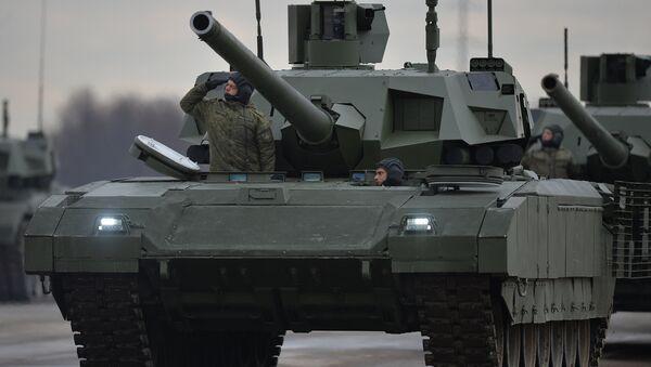 Xe tăng Armata - Sputnik Việt Nam