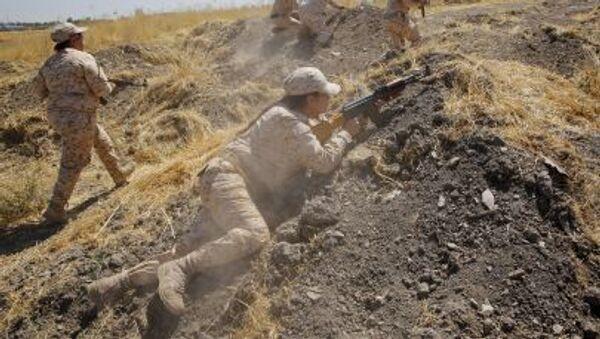 Các nữ quân nhân người Kurd - Sputnik Việt Nam